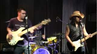 Gugun Blues Shelter - Set My Soul On Fire @ Mostly Jazz 06/04/12 [HD]