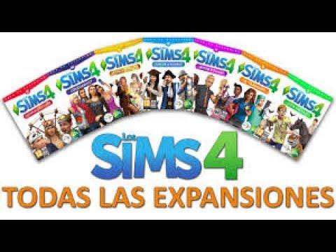 LOS SIMS 4 + TODAS LAS EXPANSIONES » Descarguelo YA.com