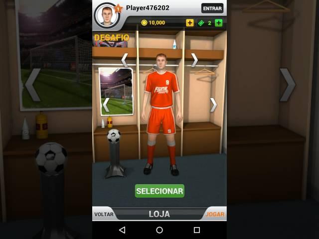 Top 5 jogos de futebol para android