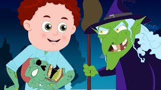 Trick Or Treat | Schoolies | Nursery Rhymes | Songs Collection For Children By Kids Channel