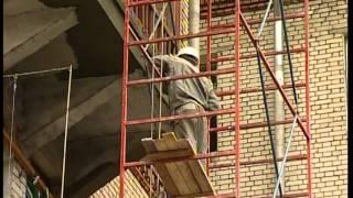 видео Аварийные балконы