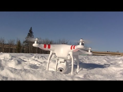 Gizmag reviews the Phantom 2 Vision quadcopter
