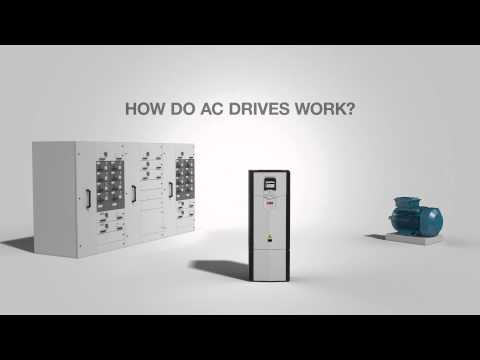 What Is A Variable Speed Drive (Inverter)