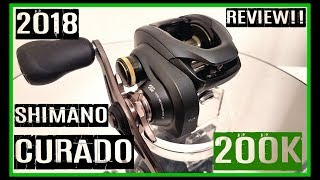 Video 2018 SHIMANO CURADO 200K UNBOXING AND HANDS ON ANALYSIS AND REVIEW download MP3, 3GP, MP4, WEBM, AVI, FLV November 2018