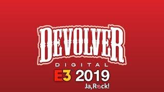 E3 2019 - Poniedziałek - Devolver Digital