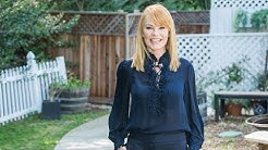 Marg Helgenberger Interview - Home & Family