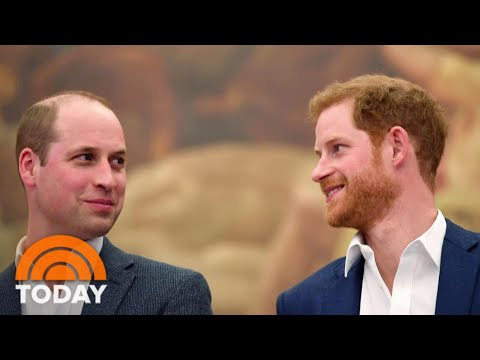 Harry And William 'Still United In Memories Of Their Grandpa,' Journalist Says   TODAY