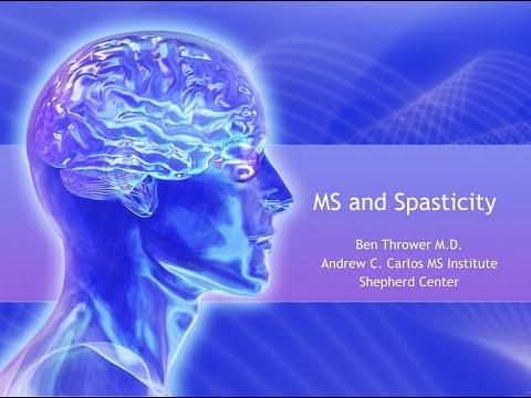 MS & Spasticity: Dr. Ben Thrower - October 2019