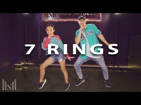 """7 RINGS"" 10 Minute Dance Challenge w/ Nicole Laeno"