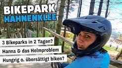 Biketrip mit Freundin 💑 in den Oberharz | Bikepark Hahnenklee 2020 | Downhill & Roots | Leo Kast