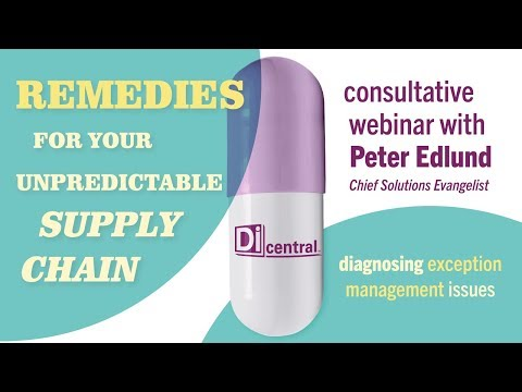 Remedies for Your Unpredictable Supply Chain