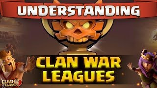 HOW DO CLAN WAR LEAGUES EFFECT YOUR CLAN? | UNDERSTANDING THE UPDATE