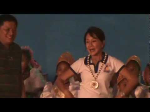 Sugat Kabanhawan Festival 2013: Municipal Contingents' Dance Showdown with Gwen Garcia et al.