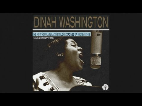 Dinah Washington - If I Had You (1955)