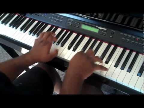 John Legend  Used To Love U Piano