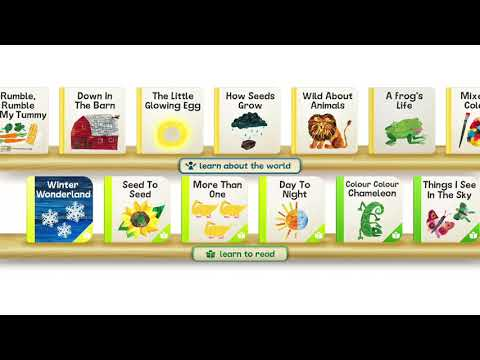 The Very Hungry Caterpillar Play School - Apps on Google Play