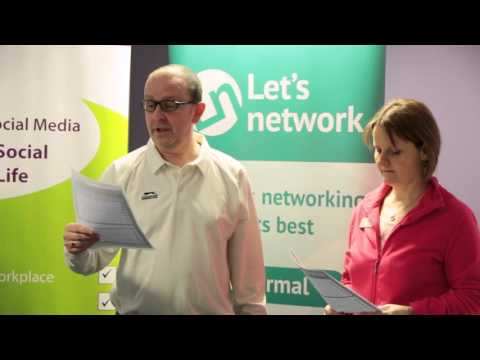 Let's Network Stirling Does Sport Relief 2106 - Media Edit