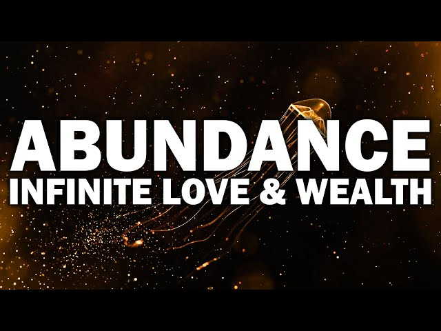 888Hz + 396Hz ! Open The Gate To Abundance & Infinite Wealth ! Transform Into Abundance Frequency