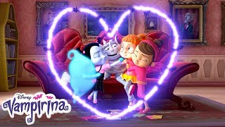 Happy Valentine's Day! | Vampirina | Disney Junior