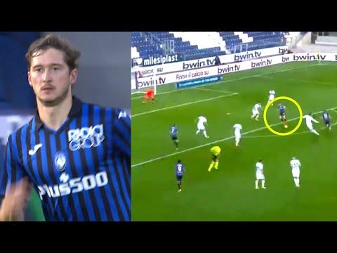 Миранчук положил крутой гол Интеру в дебютном матче за Аталанту в Серии А. Лучшие моменты недели