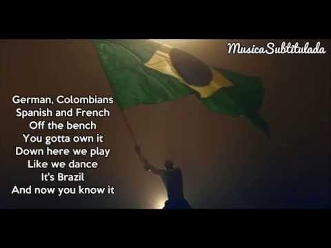 Shakira - La La La (Brazil 2014) ft. Carlinhos Brown [Letra]