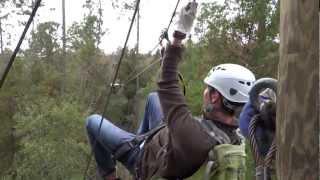 Florida Trail: Panhandle Regional Conference 2012 - Zip Adventure