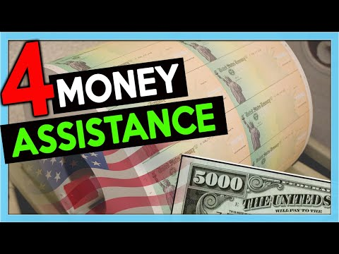 STIMULUS UPDATE: Money Assistance Programs for SSI, SSDI, Social Security and Low Income (FREE)