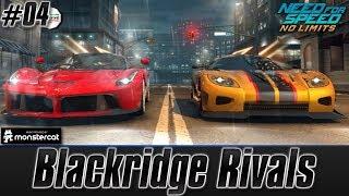 Need For Speed No Limits: Blackridge Rivals (Season 9) [Day 4]