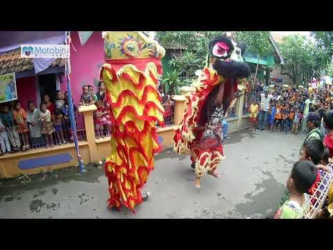 Jaran Goyang (Aksi Barongsai) - Burok CNR Live Tersana Pabedilan Cirebon_12-01-2018