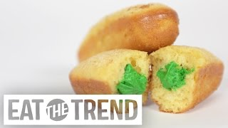 Home Hack: Ghostbusters Key Lime Slime Twinkies | Eat The Trend