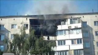 вМоскве.рф пожар на Чертановской улице