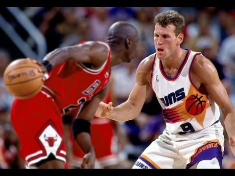 HD Highlights of Dan Majerle