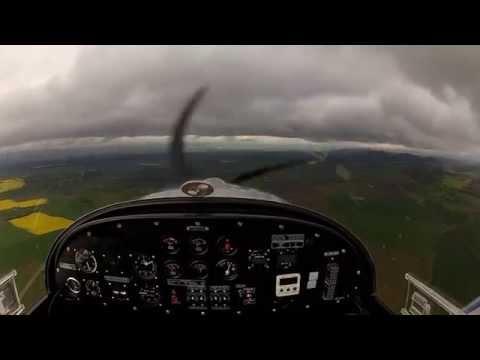 1 hour 'Flight Experience' - Scottish Aero Club (Perth - Pitlochry - Perth) EV-97 Eurostar G-CFNW