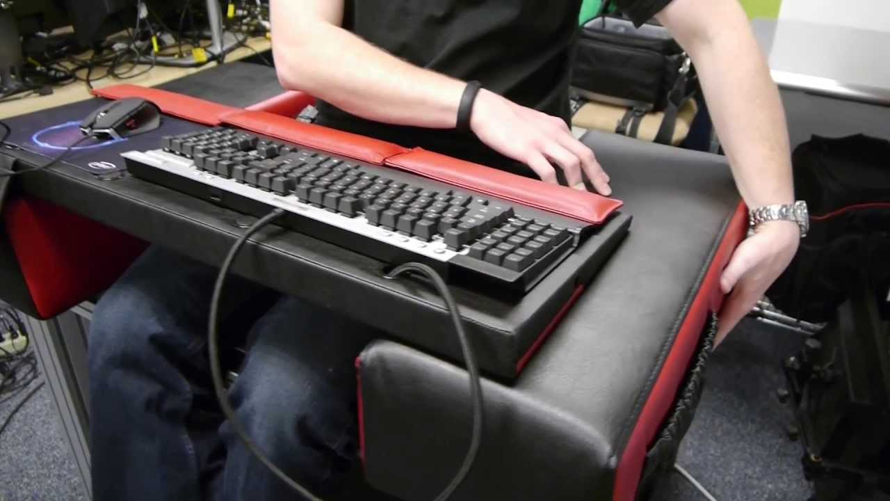 DIY Gaming Lapboard/lapdesk - YouTube