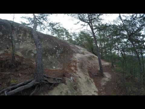 Indian Staircase Loop with Adena Arch - 01OCT