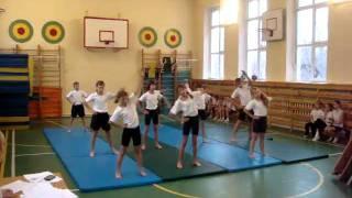 Выступление по общей гимнастике