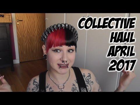 Collective Haul April 2017