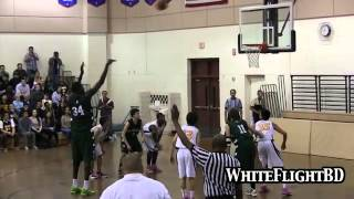 tallest high school basketball player ever 7 5
