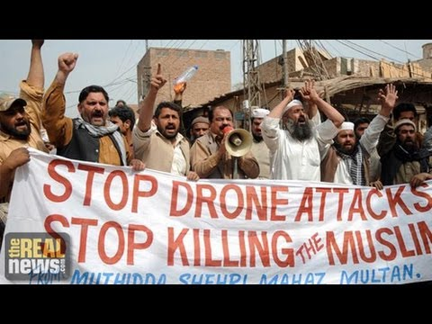 Ratner: US Drone Strikes Are War Crimes, Despite Human Groups Reluctancy to Blast Obama