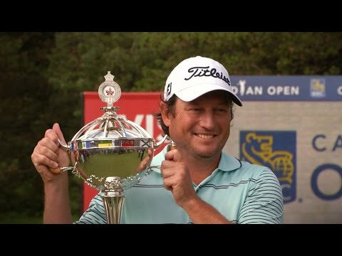 Tim Clark's victory at the 2014 RBC Canadian Open