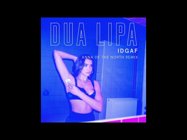 Dua Lipa - IDGAF (Anna Of The North Remix)