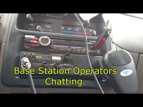 CB Radio Conversations On The Road In NC 4/18
