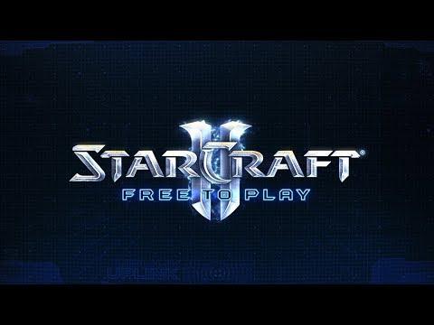 Играйте в StarCraft II бесплатно!