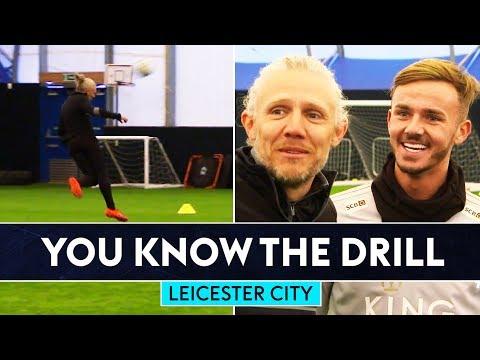 James Maddison & Jimmy Bullard v Hamza Choudhury & Demarai Gray | Leicester City You Know The Drill