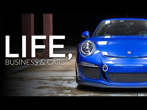 Washing the GT3: Life, Business, Cars Update