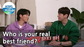 Who is your real best friend? …