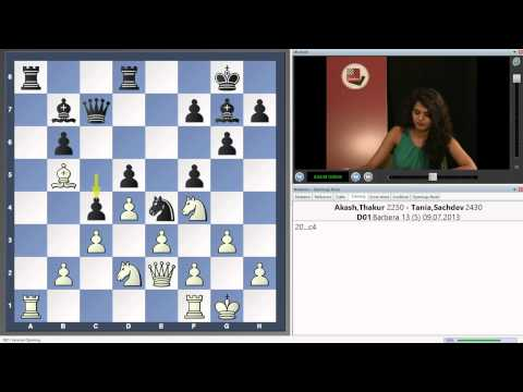 Tania Sachdev - Improve your chess with Tania Sachdev