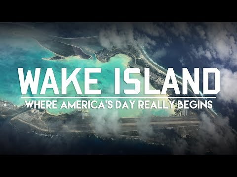 Wake Island: Where America's Day Really Begins