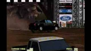 Ford Racing 2 Crashes and Stunts