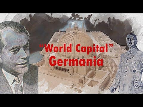 Germania – Hitler's redevelopment plans for Berlin
